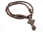Orthodox Wooden Cross necklace3